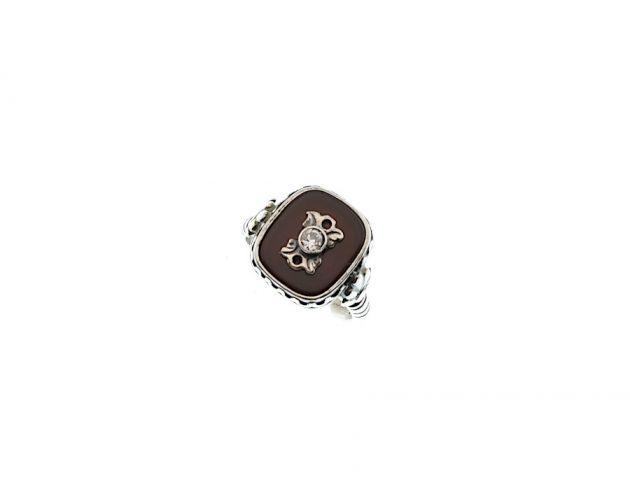 Παραδοσιακό Οξινταρισμένο Δαχτυλίδι